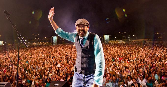 A Fiscalía el contrato del concierto de Juan Luis Guerra en el Carnaval de Santa Cruz de Tenerife
