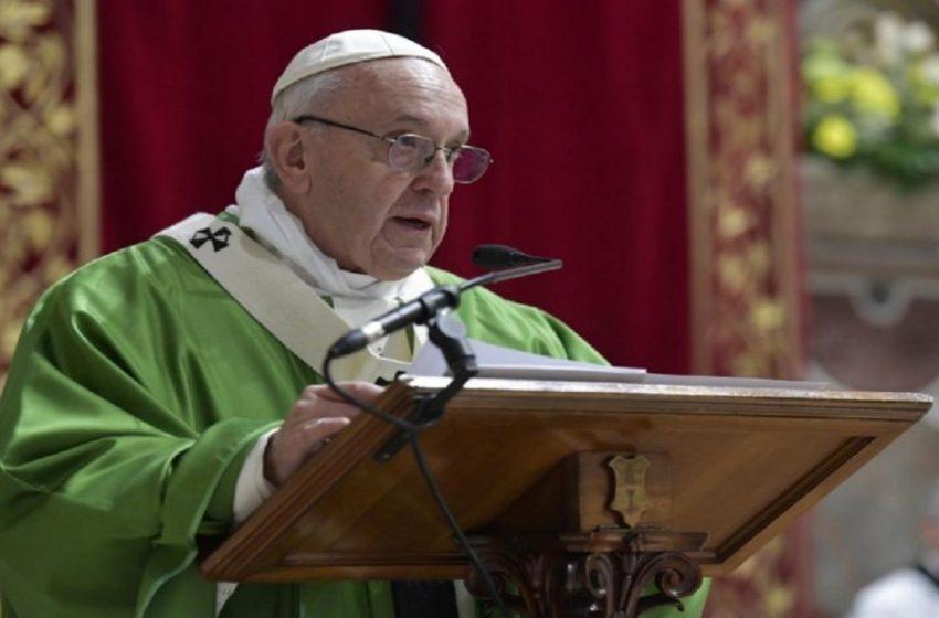 El papa Francisco denuncia explotación de mujeres y niños viaje Tailandia