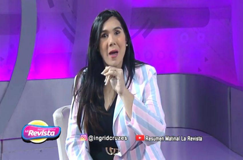 Entrevista a la escritora Luz Viola en Resumen Matinal La Revista
