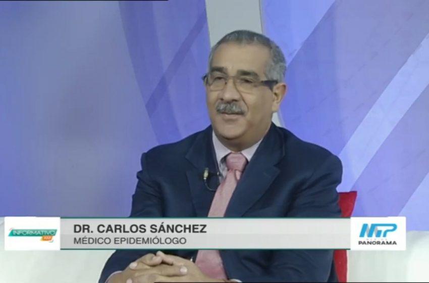 Dr. Carlos Sánchez: No se está haciendo inferencia correcta respecto a las estadísticas de mortalidad del COVID-19.