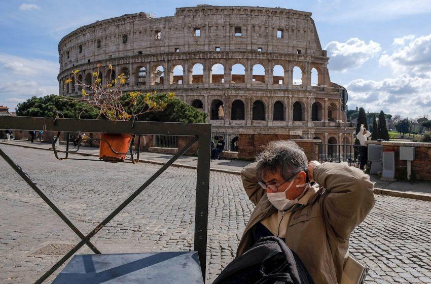 Coronavirus: Italia registró otras 793 muertes en las últimas 24 horas, récord absoluto desde que comenzó la pandemia
