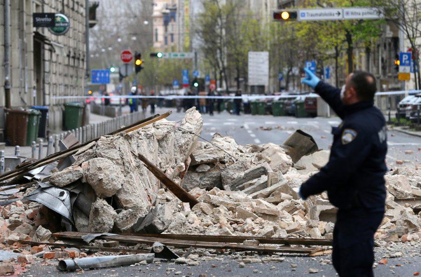 VÍDEO | Terremoto de 5.4 golpea Croacia en medio de cuarentena por COVID-19