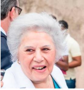 Nieta de Francisco del Rosario Sánchez exhorta a seguir luchando por la Patria.