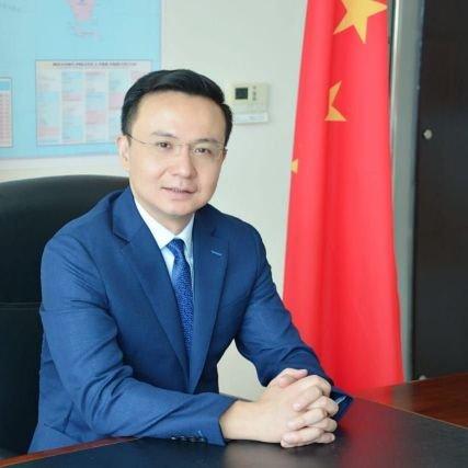"""Embajador de China en el país llama """"loco"""" a Donald Trump."""