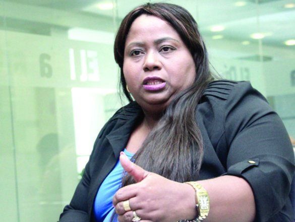 VÍDEO | Diputada Jacqueline Montero pide a gobierno proteja trabajadoras sexuales durante cuarentena.