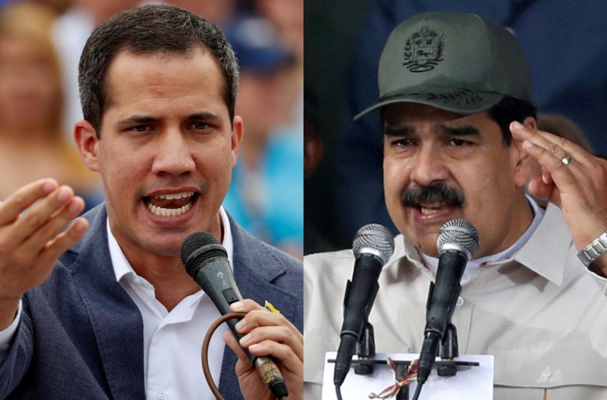Maduro y Guaidó felicitan a Abinader por victoria electoral en RD