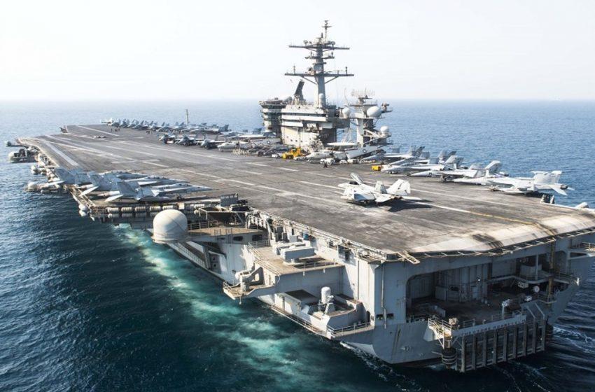 Más de 100 casos de coronavirus dentro de portaaviones nuclear Roosevelt; Pentágono se niega a evacuarlos.