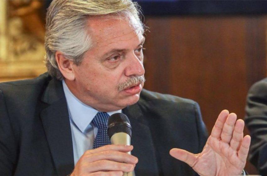 """Argentina está en """"cuarentena total obligatoria"""" por COVID-19."""