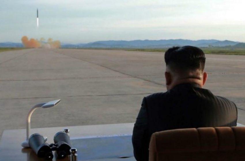 Última Hora | Corea del Norte lanza proyectil en dirección a Japón.