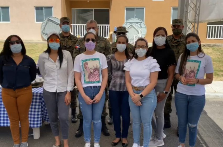 VÍDEO │Médicos traídos de Cuba se integrarán a la lucha contra el coronavirus.
