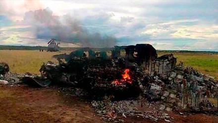 """FF. AA. de Venezuela derriba narco-avioneta; es la aeronave """"neutralizada"""" no. 191 desde el rompimiento con la DEA"""