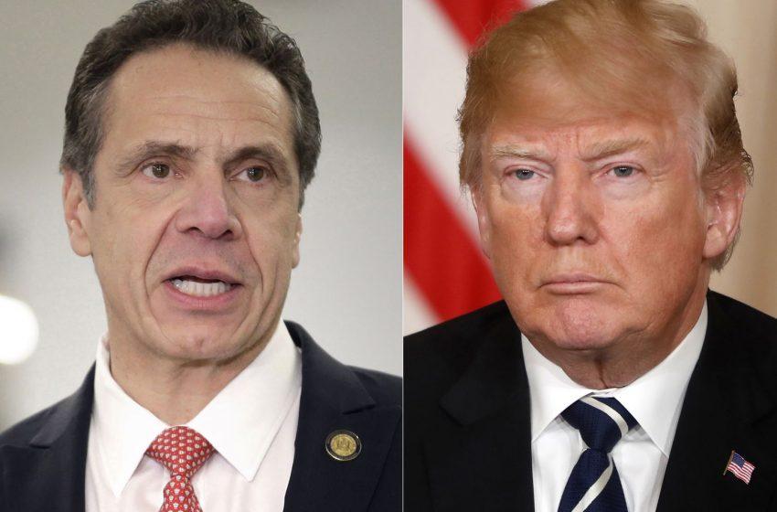 """El gobernador de NY promete desobedecer a Trump si ordena reabrir el estado: """"No tenemos rey, tenemos presidente"""""""