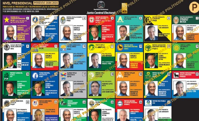 JCE adjudica impresión de boletas educativas y electorales a tres empresas