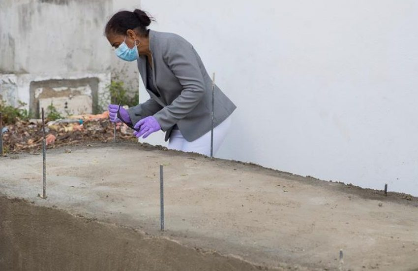 """Sepultan los restos de """"El artístico"""" en La Romana"""