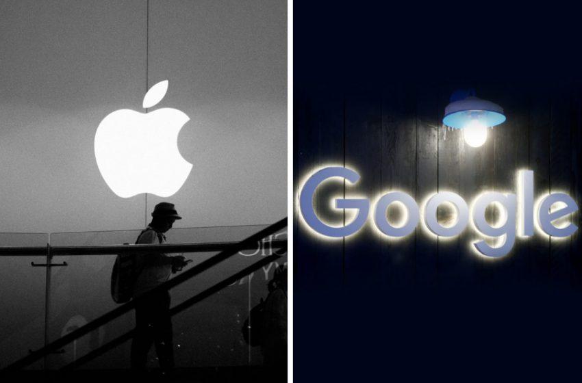 Apple y Google se unen para rastrear y combatir el coronavirus desde tu teléfono.