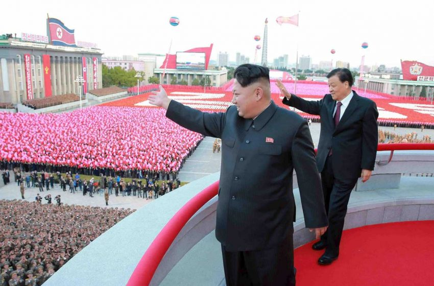 """Reportan """"supuesta"""" muerte de Kim Jong Un"""