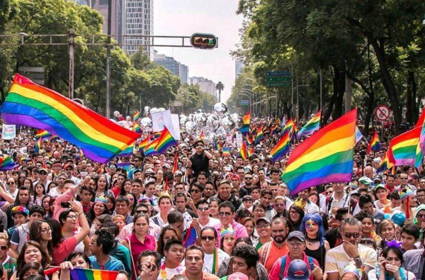 Comunidad LGTBI de México realizaron desfile del orgullo gay virtual por coronavirus