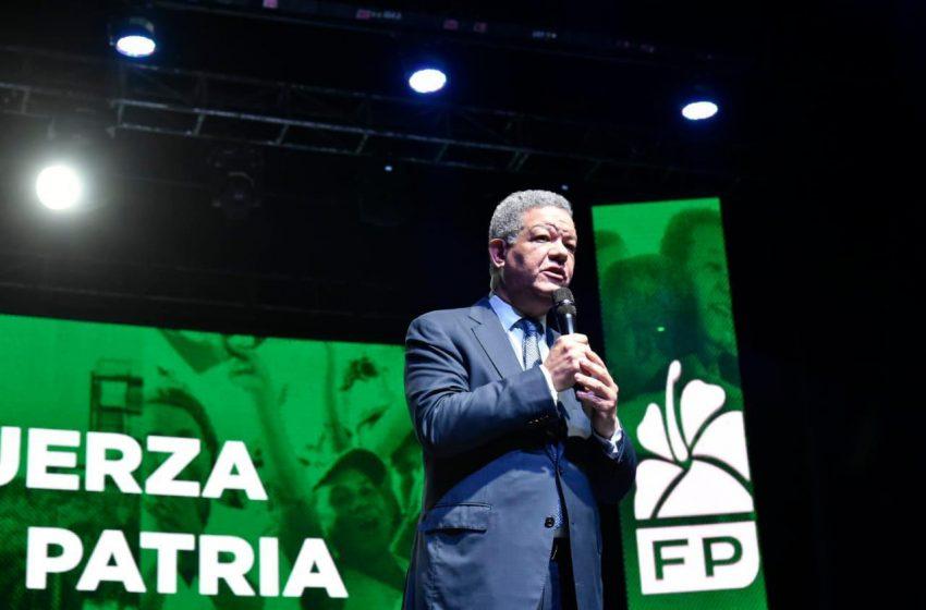 """""""por sus faltas de condiciones sería añadir otra crisis a RD"""": Leonel cree que Gonzalo traería más problemas al país"""