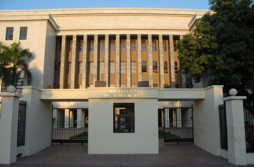 Ministerio de Educación suspende varias evaluaciones previstas para este año escolar