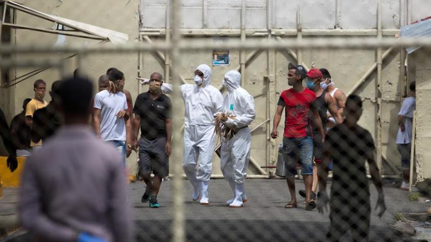 Al menos 239 internos se han infectado de coronavirus en La Victoria, según Salud Pública