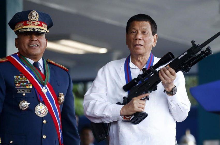 Duterte amenaza con desplegar tropas para hacer cumplir la cuarentena en Filipinas