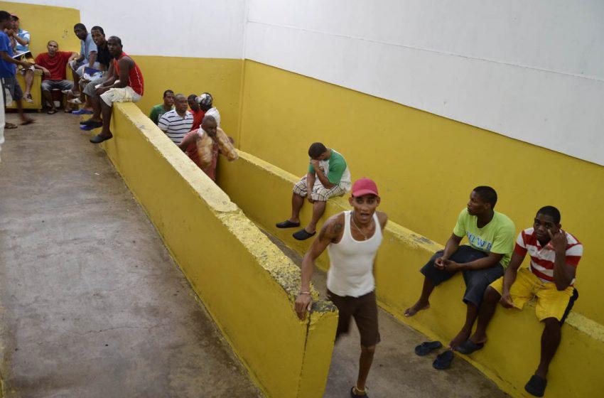 El coronavirus llegó a Najayo: 8 internos resultan positivos