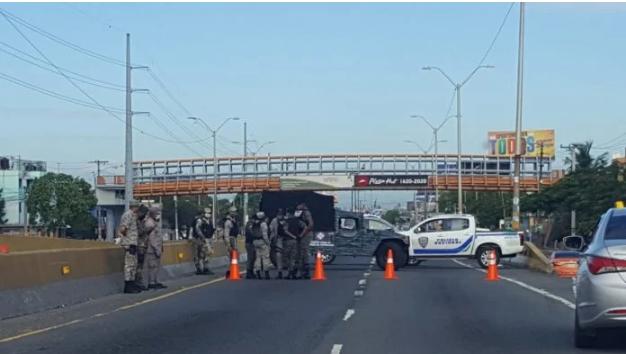 Retenes y patrullajes serán 24 horas para evitar aglomeraciones