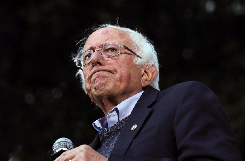 Sanders renuncia a la candidatura presidencial.