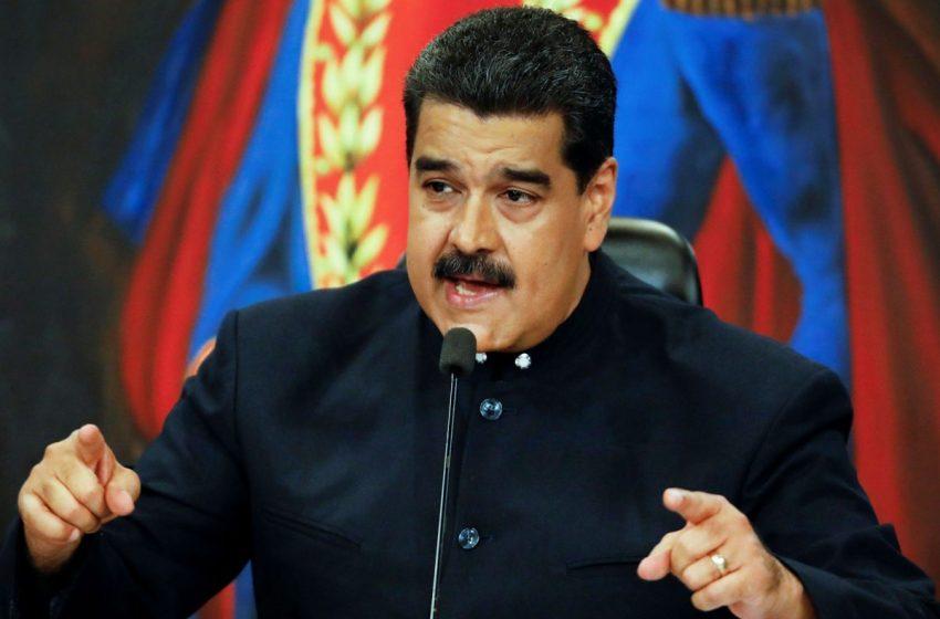 """Maduro envía carta a Estadounidenses: Advierte que Trump persigue """"objetivos electorales"""" con acusaciones."""