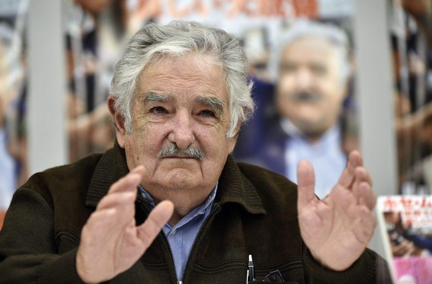 """José Mujica: """"El órgano más sensible del humano no es el corazón, es el bolsillo"""""""
