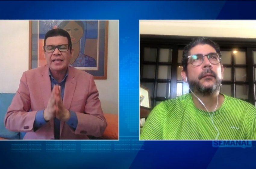 Economía vida / Dr. Héctor Guerrero Heredia Panorama Semanal 19 de abril
