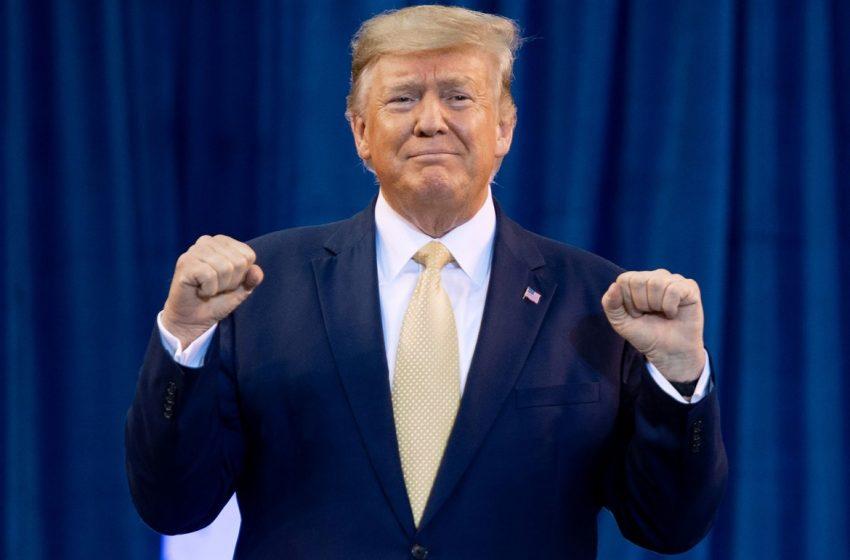 Los republicanos confirman la nominación de Trump como candidato para los comicios de noviembre
