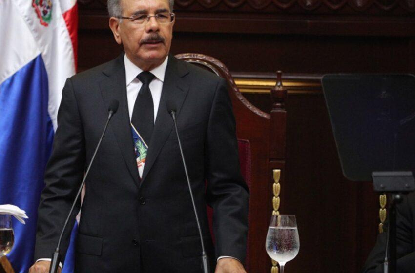Medina estará en la reunión entre Luis Abinader y la cúpula del PLD