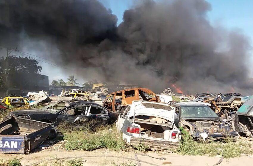 Sistema 9-1-1 asegura haber extinguido incendio de Brisas del Este