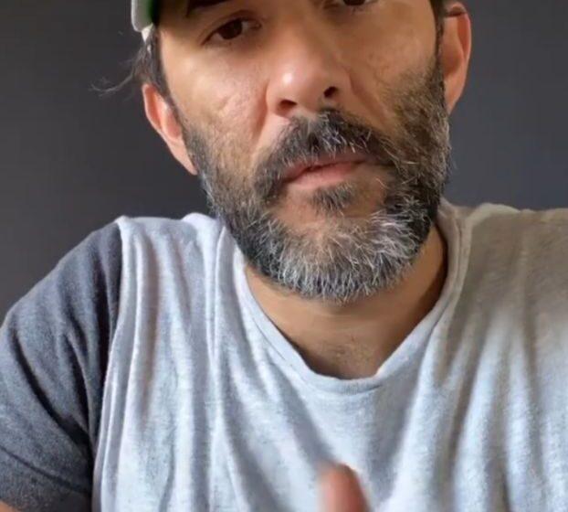 VÍDEO | Publicista Dávalos se desahoga en redes, ante los cuestionamientos que en su contra