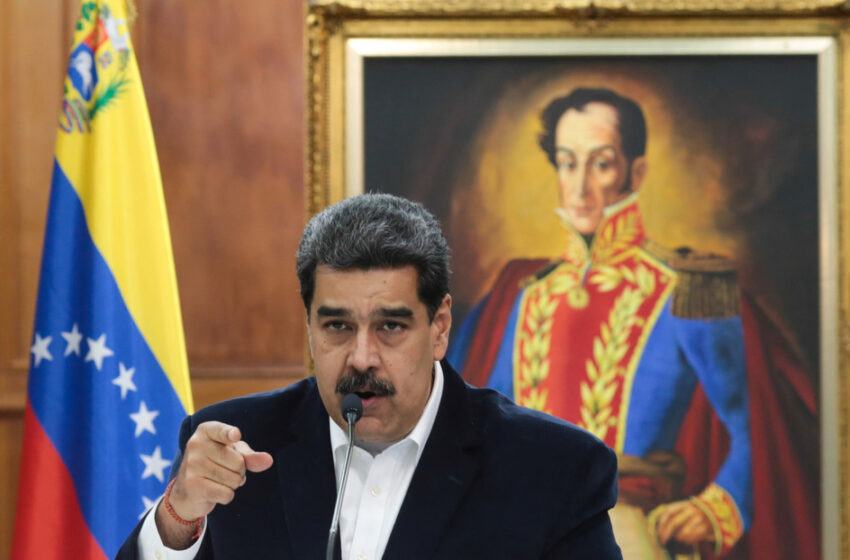 """""""Te comiste la luz, Iván Duque"""": Maduro dice tener pruebas de que la expedición armada que derrotaron contaba apoyo del gobierno colombiano"""