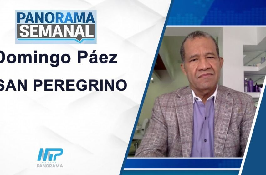 SAN PEREGRINO / Domingo Páez