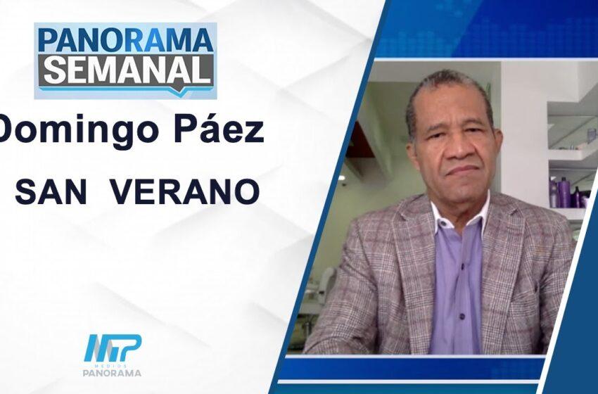 SAN VERANO / Domingo Páez