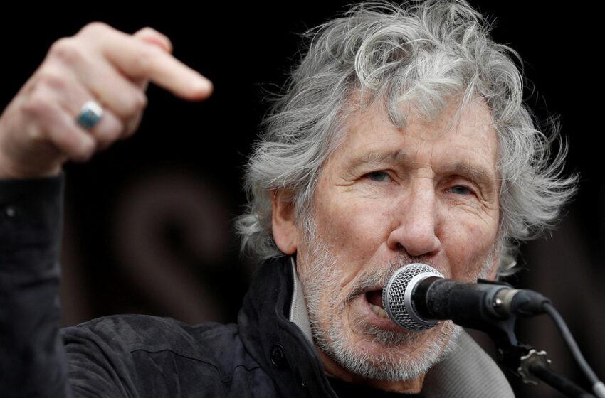 """Roger Waters: """"La máquina de propaganda inculcó que está bien que haya Bezos y Zuckerberg, y los demás solo tengan para comer"""""""