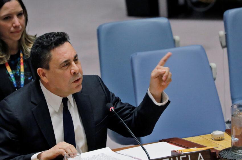 Venezuela alerta ante ONU sobre amenaza de EE.UU. contra buques iraníes que transportan combustible
