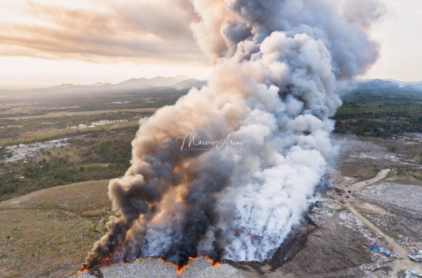 Lluvias y humo de Duquesa dominan panorama GSD; convocarán comisión próximos días