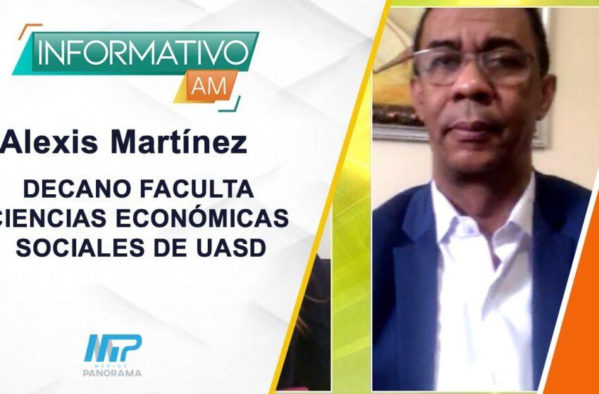 Informativa AM: Entrevista al decano Ciencias Económicas de UASD (P2)