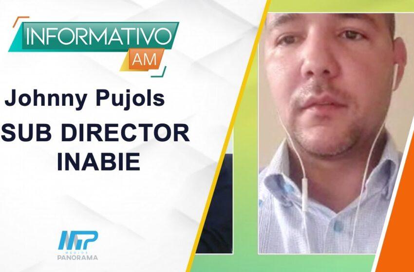 Informativo AM: Entrevista a Johnny Pujols Sub director de INABIE
