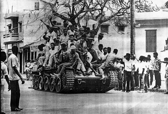 Hoy se cumplen 55 años de la batalla del 15 y 16 contra los yanquis, en la zona constitucionalista