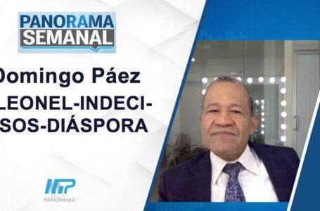 Leonel-Indecisos-Diáspora / Domingo Páez
