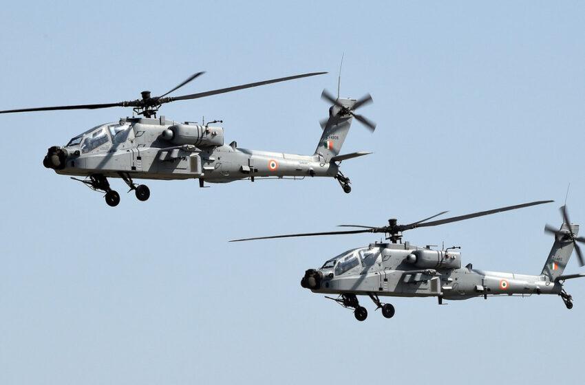 Reportan que la India trasladó helicópteros y cazas al área del Himalaya donde se produjo el enfrentamiento con tropas chinas