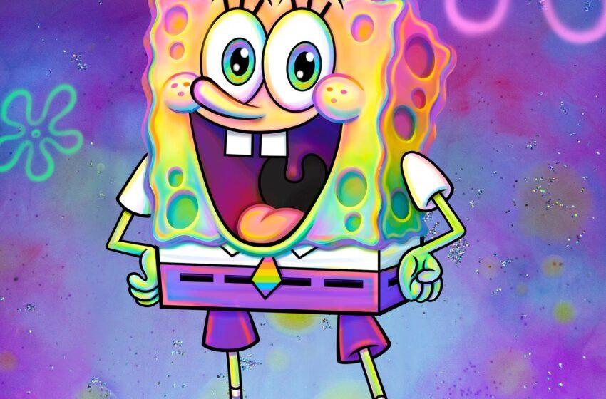 Nickelodeon confirma Bob Esponja es parte de la comunidad LGBTQ