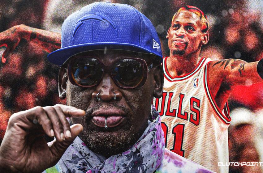 Rodman pide calma y fin disturbios por causa de la muerte de George Floyd