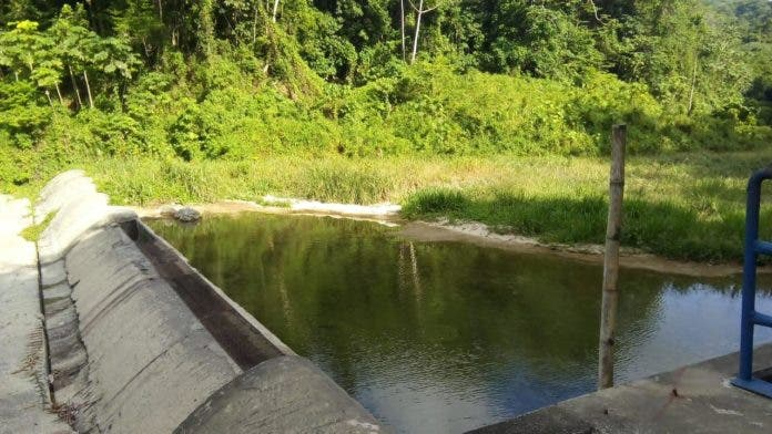CAASD advierte sequía provoca déficit de 90 millones de galones de agua potable diarios
