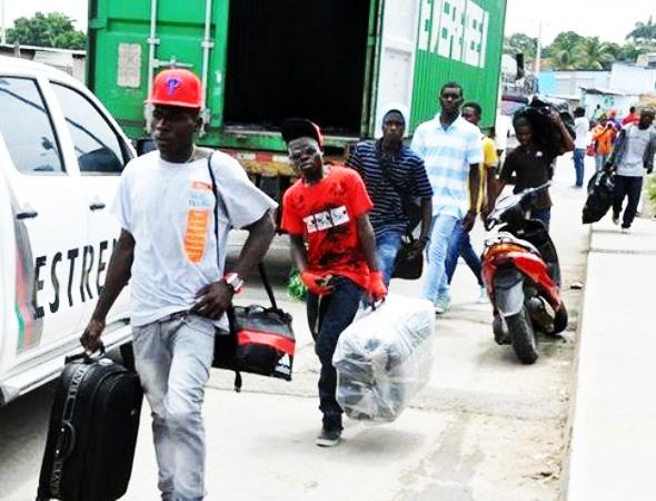Haitinos huyen del coronavirus en RD, casi 60, 000 han retornado a su Patria